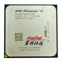 AMD Phenom II X2 B55 3.0 GHz dual-core מעבד מעבד HDXB55WFK2DGM שקע AM3(China)