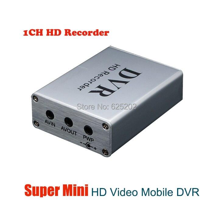 SD Card D1 VGA QVGA Super Mini HD Portatile 1 Canali DVR MobileSD Card D1 VGA QVGA Super Mini HD Portatile 1 Canali DVR Mobile