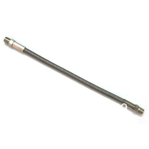 Línea de manguera trenzada de acero inoxidable de pistola de aire - Disparos - foto 2