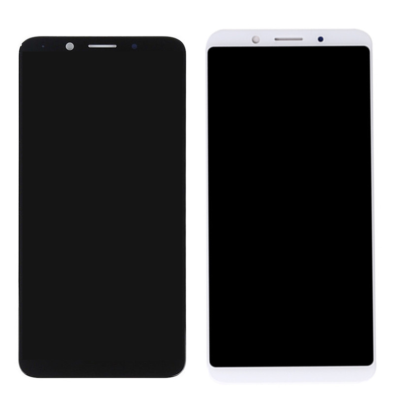For <font><b>OPPO</b></font> <font><b>F5</b></font> Full LCD <font><b>Display</b></font> + Touch Screen Digitizer Assembly Replacement Parts High Quality Black / White Free Shipping image