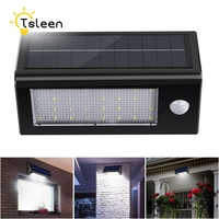TSLEEN LED Solar Lamp Waterproof PIR Motion Sensor Solar Light Luminaria Solar Para Jardim Energia Solar