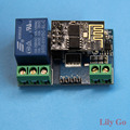 5PCS/LOT ESP8266 5V WiFi relay module Things smart home remote control switch phone APP