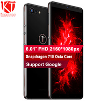 Original Smartisan Nut Pro 2S Mobile Phone 6.01 4GB RAM 6GB ROM Snapdragon 710 Octa Core 2.2GH Face ID Dual Camrea Smartphone