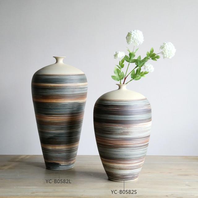 Fancy Ceramic Vase Decorative Flower Vases For Home Decor Chinese