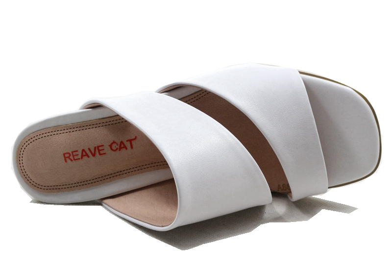 f2e72600f48150 Detail Feedback Questions about REAVE CAT Women Sandals Genuine ...