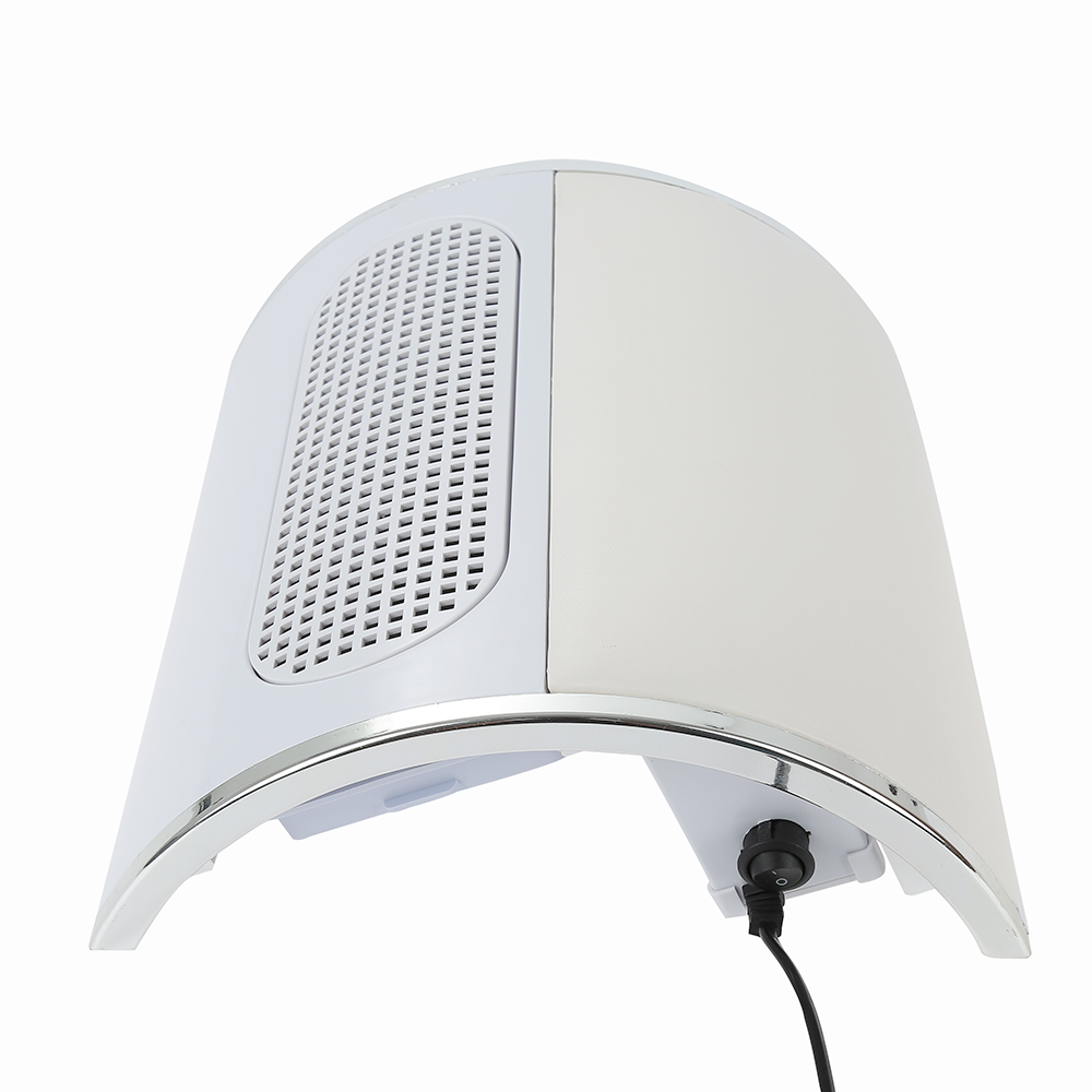 New Portable Nail Dust Collector 3 Fans Nail Dust Collector AC 220V Low Noisy Art Salon Clean Machine ABS High Quality FR HWC high quality cyclone filter dust collector wood working for vacuums dust extractor separator cnc machine construction