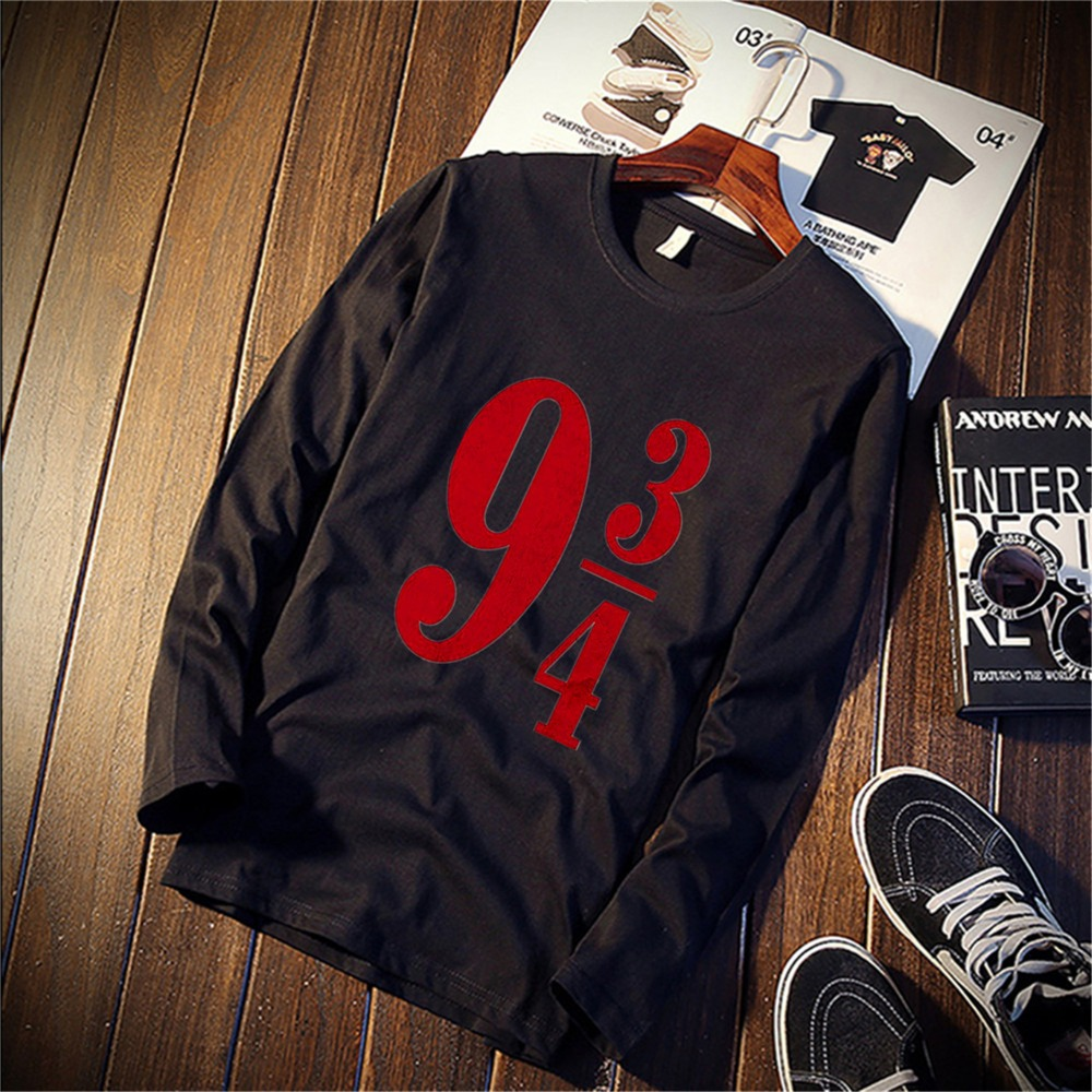 cadc69ed Detail Feedback Questions about Harry Hogwarts Quote Classic Potter Funny  Tshirt Custom Cotton O Neck Top Tees Plus Size Long Sleeve Brand Unisex Shirts  on ...
