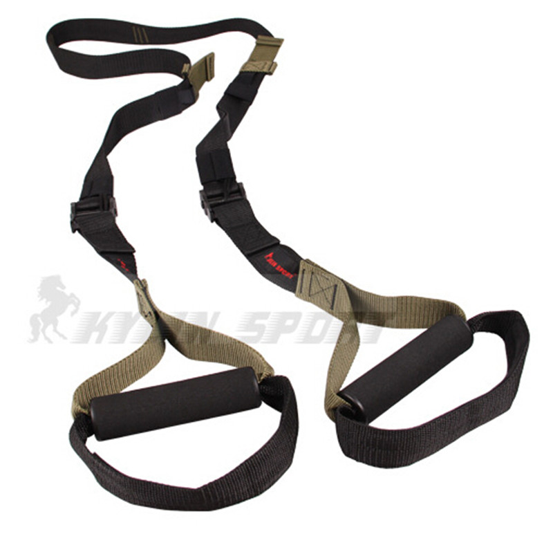 Military Fitness Resistance Bands Hanging Training Strap Übung - Fitness und Bodybuilding - Foto 5