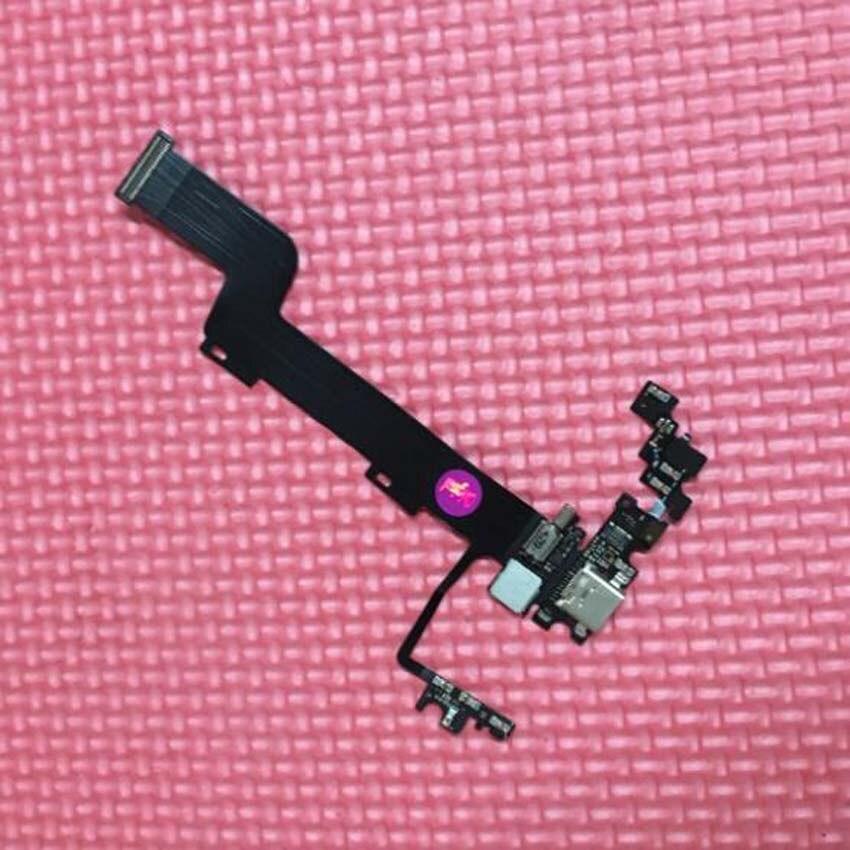 100% Garantie Micro USB Port Chargeur Dock Connecteur Ruban De Charge Flex Câble Pour Lenovo ZUK Z1 Téléphone Pièces De Rechange