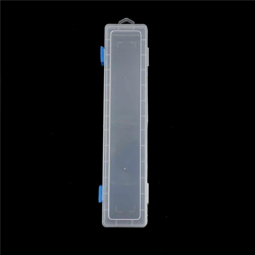 Новые фломастеры контейнер Рисование коробка для инструментов кисть карандаши коробка для хранения