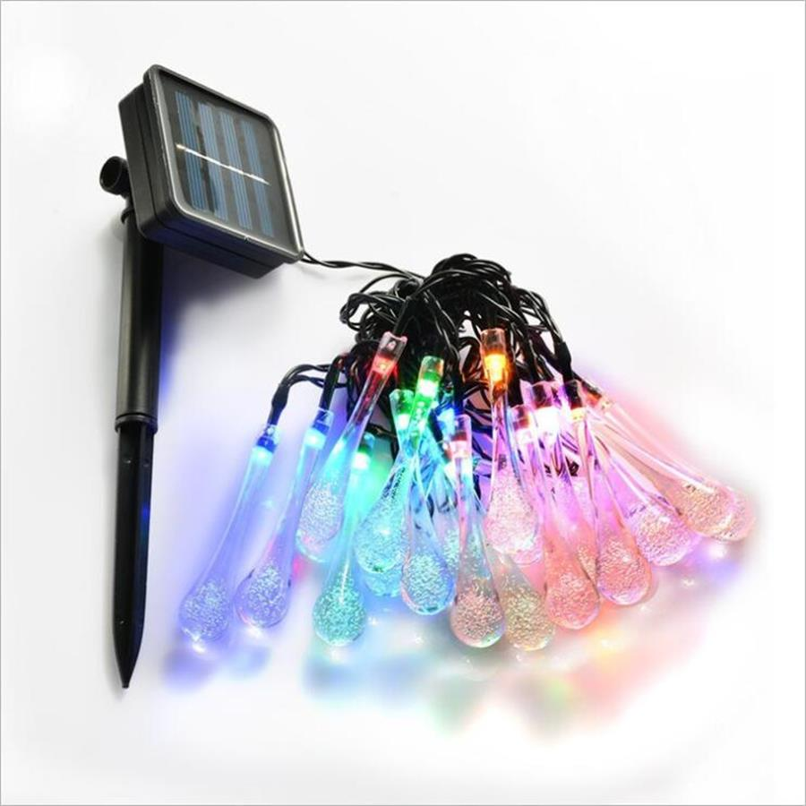 Ideaworks Outdoor Solar String Led Lights: Aliexpress.com : Buy Solar String LED Light Colorful