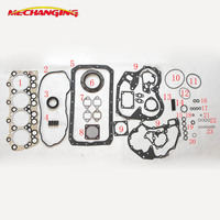 4D31 For MITSUBISHI CANTER ROSA BUS 3.3 Metal Engine Rebuilding Kits Engine seal Gasket Full set Engine Gasket ME999279 50200600
