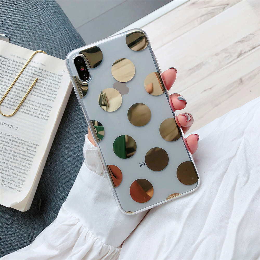 Fashionable Non Slip Apple iPhone Case / Cover 10