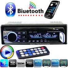 12 V Bluetooth Autoradiospieler Stereo FM/MP3/Audio/-Ladegerät/USB/SD/AUX/Auto Elektronik In-Dash autoradio 1 DIN