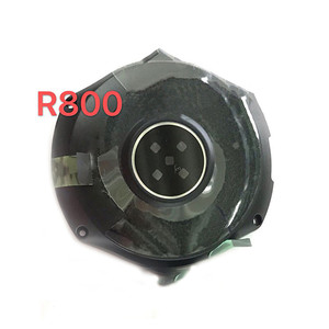 Image 3 - Genuine Rear Glass Cover for Samsung Galaxy Watch SM R810 42mm SM R800 46mm Replacement Back Glass Cover Case Shell Repair Parts