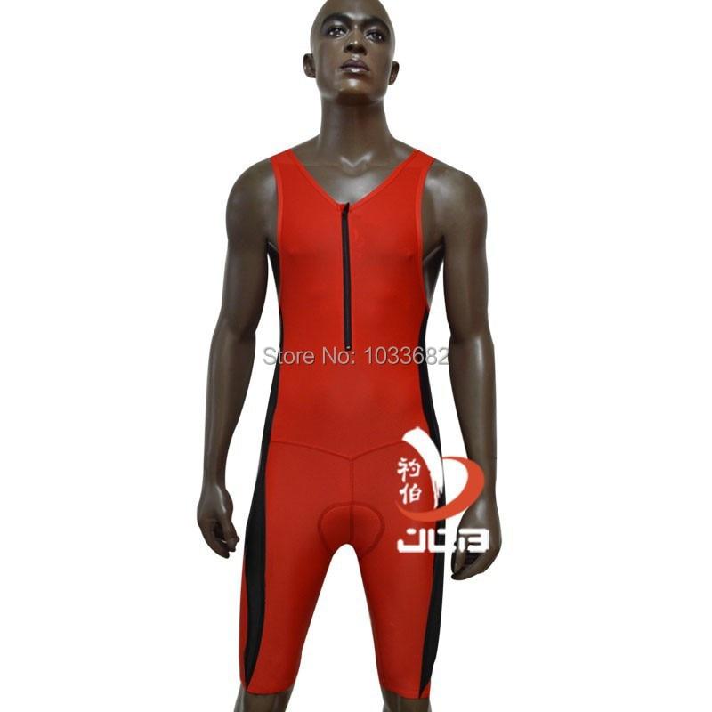 JOB men ironman triathlon suit one piece running swimsuit cycling clothes mens tri suit , tri training triathlon clothes
