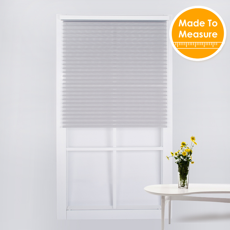 Made to Measure High Quality Fabric Horizontal Shangri la Window Roller Blinds Home Furnishings Roller Shade