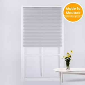 Made to Measure High Quality Fabric Horizontal Shangri-la Window Roller Blinds Home Furnishings Roller Shade for Living Room