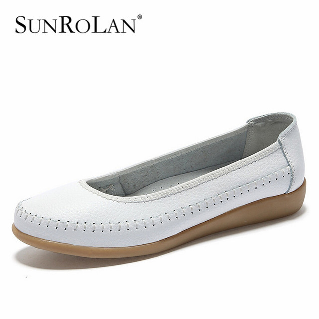 Ladies Comfort Slip On At Shoe Country