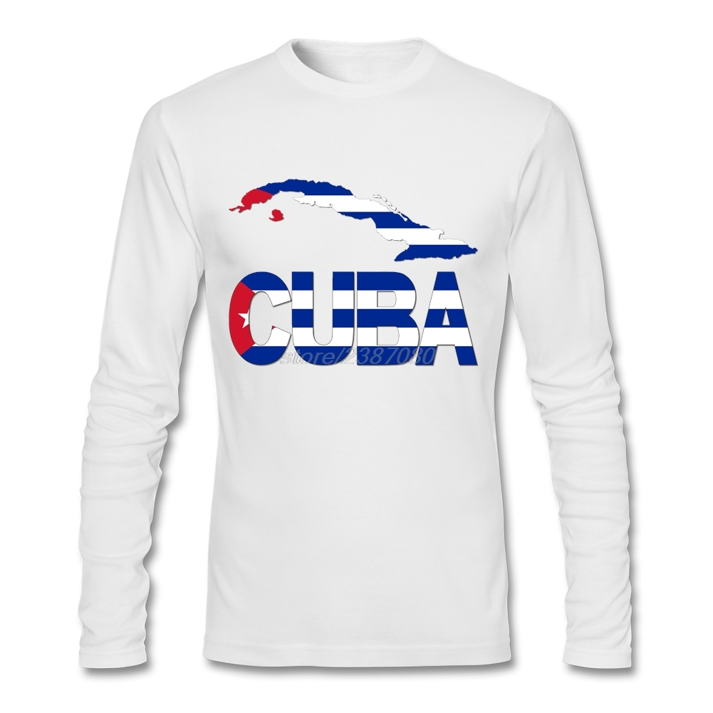 T shirt design youtube - Stay T Shirt For Mens Flag Of Cuban Cuba Map Flag O Neck Personality Cool Tee Shirt Designs For Man Round Collar Cheap Sale Clothing Shoes