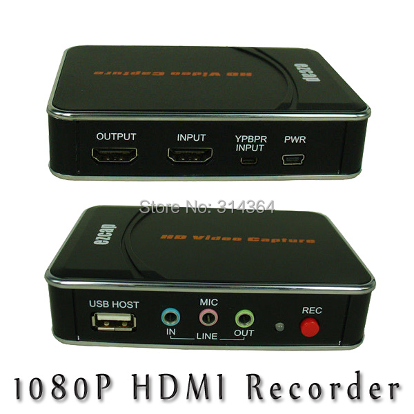 Network Capture Box : Online buy wholesale hdd recorder hdmi input from china