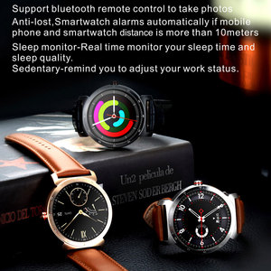 Image 5 - K88H Plus Smart Watch HD Display Heart Rate Monitor Pedometer Fitness Tracker Men Smartwatch Connected For Android IPhone