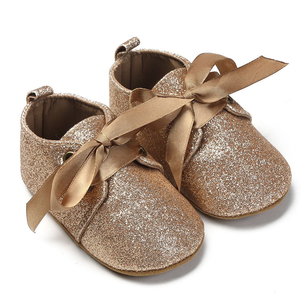 4db7bdb2f05b Name: Baby Toddler Shoes Gender: Baby Girls Pattern: Sequin Material:  Cotton Color: Gold, Silver, Pink Size: US size 1.0=0-6M=11CM/4.33in(Sole  length)