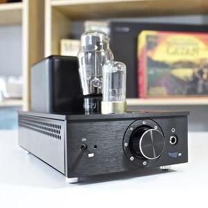 Image 5 - DarkVoice 336SE Amplificador de tubo para auriculares, OTL, amplificador de auriculares
