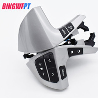 Car Styling Bluetooth Audio Steering Wheel Switch 84250 0E260 For Toyota Camry Highlander Hilux Corolla Innova