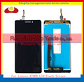"High Quality 5.5"" For Lenovo A7000 Full Lcd Display Touch Screen Digitizer Sensor Assembly Complete Black and White+Tracking"