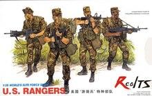 RealTS Dragon 1 35 scale U S Rangers figure kit