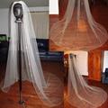 Wedding Veil 2017 One Layer White and Ivory Bridal Veils Wedding Accessories Wedding Veils Bridal Accessories Long Wedding Veils