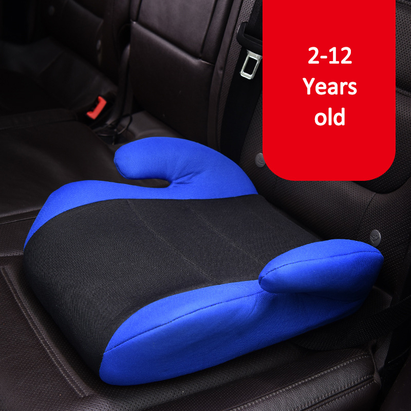 Car Seat Baby Child Toddler Car Safety Seats Anti Slip Portable Comfortable Travel Pad Chair Cushion Kids 2 12 Years