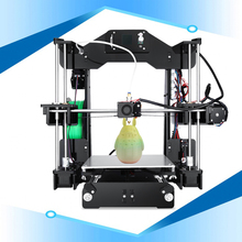 2018 Newest Sinis 3D Printer Upgraded i3 3D Printer DIY Kit with Smart Leveling High Precision Cheap Laser Engraving 3D Printers 1 44 inch lcd display 3d printer 2 in 1 laser engraving machine pla auto change material intelligent leveling diy kit 3d printer