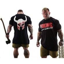 2019 New clothing Tight t-shirt mens fitness homme Gyms t shirt men Summer