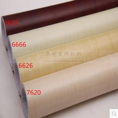 Adhesive to thicken the chest wood furniture refurbished sticker waterproof abrasive paper Boeing film wood wallpaper-220z high grade pvc boeing film furniture sticker paint film self adhesive waterproof adhesive paper wallpaper wallpaper 255z