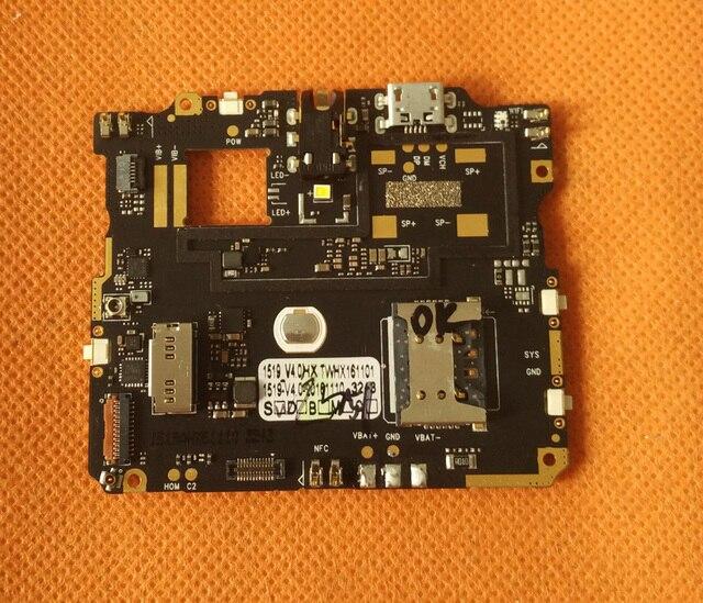 Gebruikt Originele moederbord 3G RAM + 32G ROM Moederbord voor Ulefone Armor 4.7 inch HD MTK6753 Octa Core gratis Verzending
