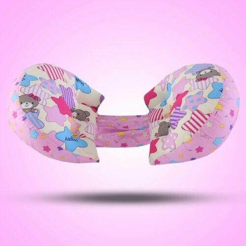 Многофункциональный беременных Для женщин для беременных и матерей после родов U-Форма мягкая подушка живота для всесторонней защиты Уход спальные Поддержка подушки - Цвет: F