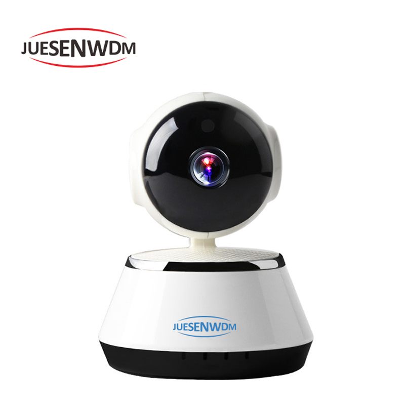 JUESENWDM 1080P HD IP Camera Network Surveillance Night WiFi Camera Home Security CCTV Camera with Two-way Audio
