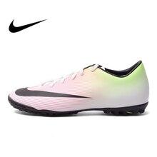 reputable site d08ee 05701 Original Et Authentique NIKE MERCURIAL VICTOIRE V TF Hommes de Lumière  Confortable Chaussures de Football chaussures