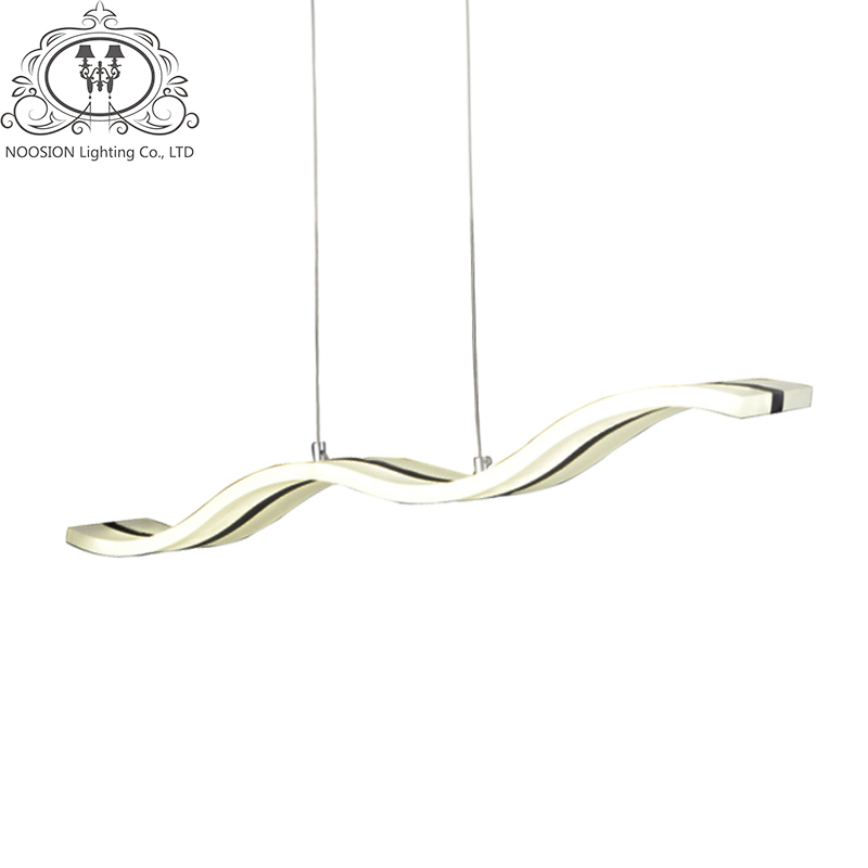 NOOSION Nordic Pendant Lights For Home Lighting LED Pendant Lamps kitchen acrylic Modern lamparas de techo colgante moderna led pendant lamps nordic pendant lights