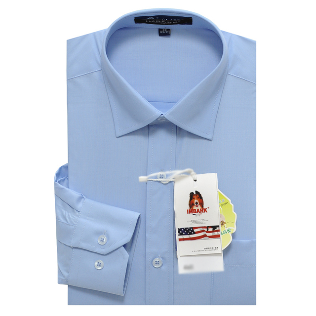 formal dress shirts men long sleeve Spring cotton shirts obese super large Brand Mens Clothing plus size 45 46 47 48 49 50 1