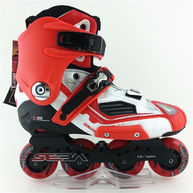 13th Classic style SEBA meters high HV adult skating font b shoes b font men and