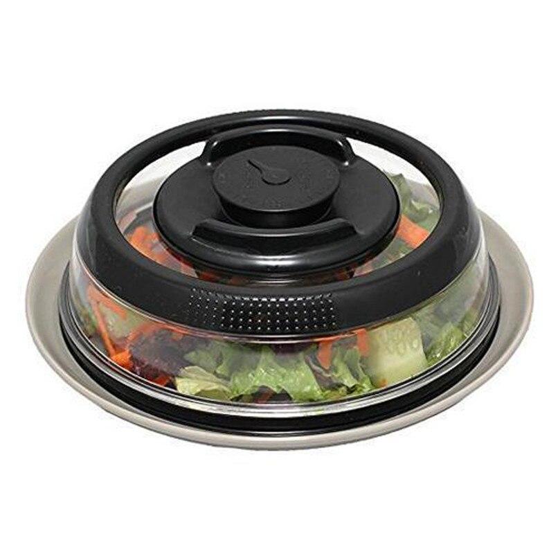 Vacuum Food Seal fresh Cover Vacuum Food Sealer Mintiml Cover Kitchen Instant Vacuum Food Sealer Fresh Cover #2H08 (8)