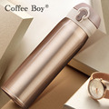 304 stainless steel vacuum flasks 500ml Fashion straight cup termos thermocup women tea thermo mug student thermos