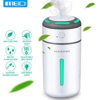 MEIDI 170ml Mini Air Humidifier Diffuser Aroma Lamp Aromatherapy Electric Aroma Diffuser Mist Air Freshener