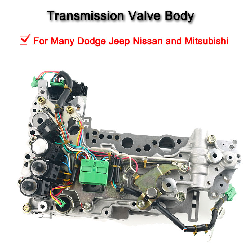JF010E RE0F09A / B Transmission Valve Body CVT With Solenoids For Nissan and Mitsubishi Models(China)