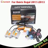 55W Car Canbus HID Xenon Kit No Error Ballast Lamp AC 3000K 4300K 6000K 8000K For
