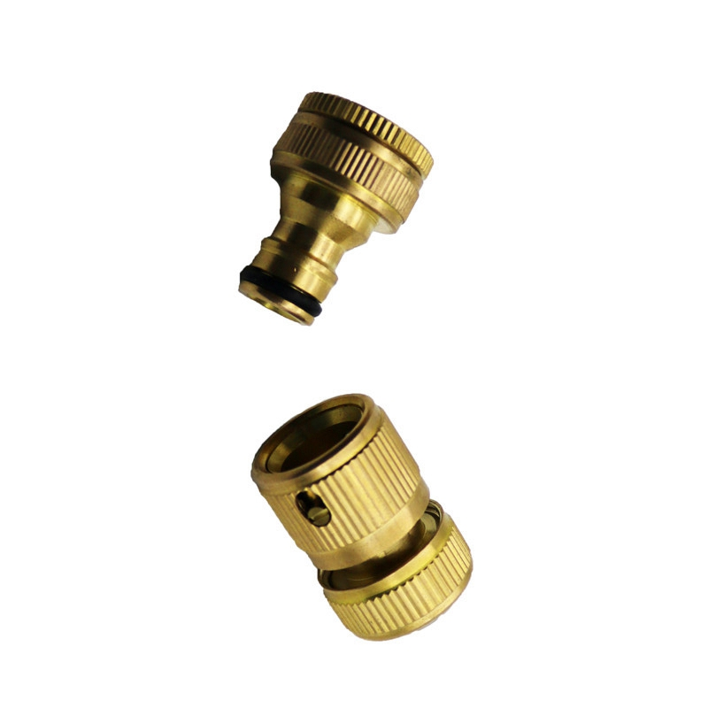 6 Sets The Standard Sealing Joints And Copper Faucet Washing Machine Hose Fittings Irrigation System Connector Adapter
