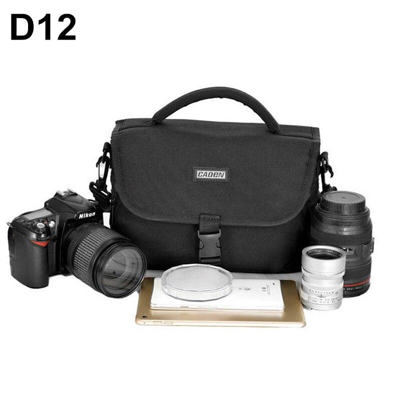 Camera/video Bags Waterproof Camera Bag Backpack Shoulder Handbag Outdoor Multi-functional Photo Bag For Canon Nikon Sony Dslr Digital Camera Case